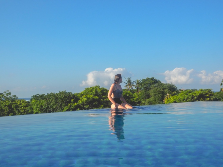 Travel Misadventures: Bali - Artotel Rooftop Pool