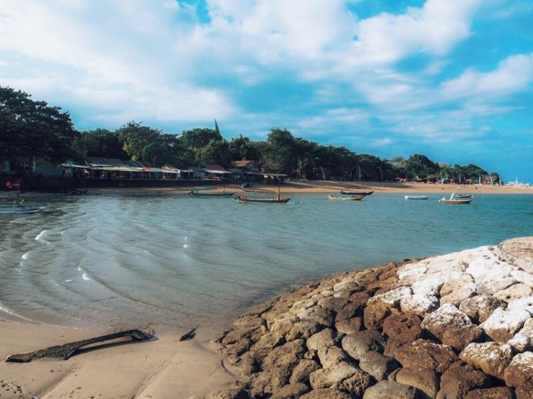 Travel Misadventures: Bali - Sanur Beach