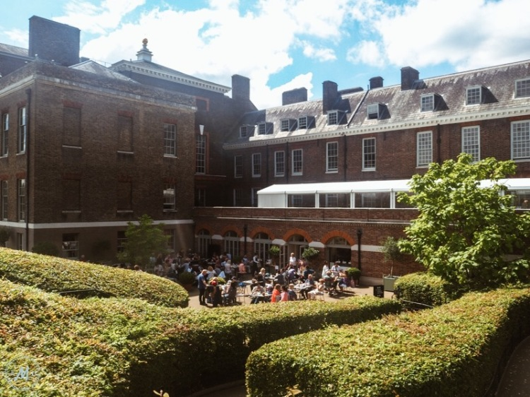 Ultimate guide to visiting Kensington Palace - kensington palace cafe