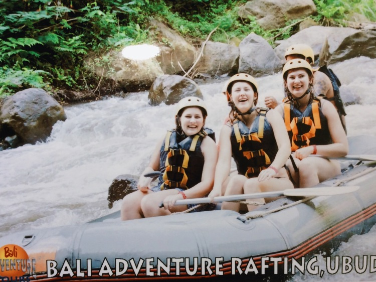 5 Unique Things to do in Ubud - Ubud activities (White water rafting)
